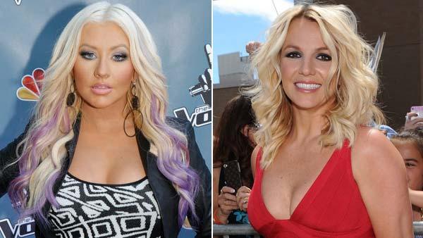 Christina Aguilera, epic fail con Britney Spears: ecco cosa è successo