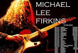 Michael Lee Firkins Band (USA) 12° Gilgamesh Blues Festival Venerdì 23 Marzo 2018 Il Magazzino di Gilgamesh Torino