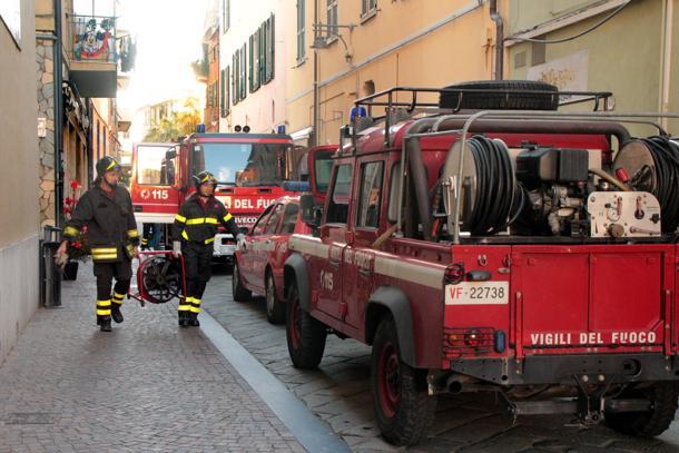 """""""Esplosione in una cantina-garage a Trieste: un morto"""""""