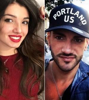 Rebecca Staffelli, la figlia di Valerio, e l'ex corteggiatore di 'Uomini e Donne' Alessandro Basile sarebbero una nuova coppia., lo svela 'Spy'