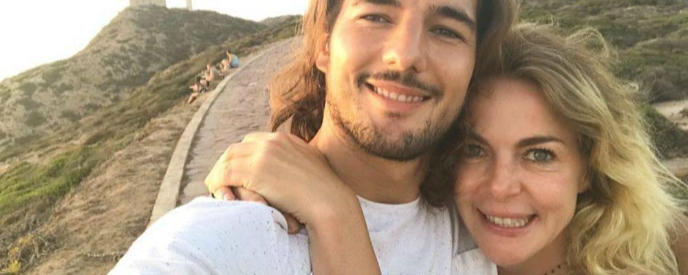 """""""Claudia Gerini mi ha lasciato, sto malissimo"""". Andrea Preti, l'ex toy boy, si sfoga"""