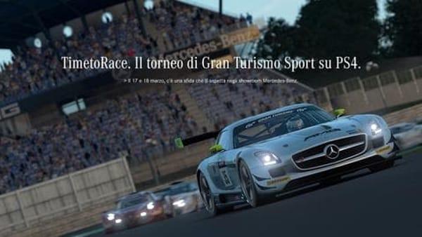 """""""Mercedes-Benz accoglie gli e-sport nei suoi showroom con TimetoRace"""""""