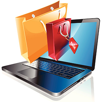 """""""Altra mazzata per il commercio tradizionale, volano le vendite on line"""""""