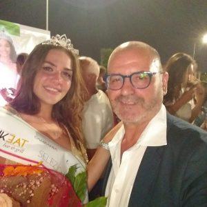 Miss Blumare Campania, è Ornella Petrone la reginetta della settima tappa con la fascia di Miss Likeat