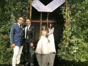 Mia Sposa , Maison Signore inaugura la fiera del wedding