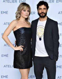 Laura Chiatti madrina al Fashion Show di Atelier Emé: a Verona con Marco Bocci. All'evento moda anche l'altra 'special guest' Giulia Michelini