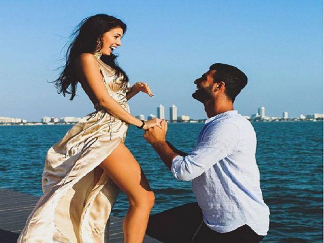 'Uomini e Donne', Clarissa Marchese e Federico Gregucci si sposano. Ecco la proposta di nozze a Miami