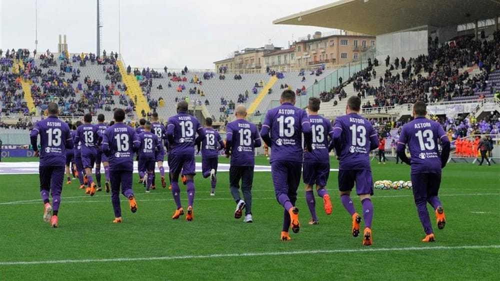 Una partita per Davide Astori, Firenze Benevento interrotta al 13° minuto