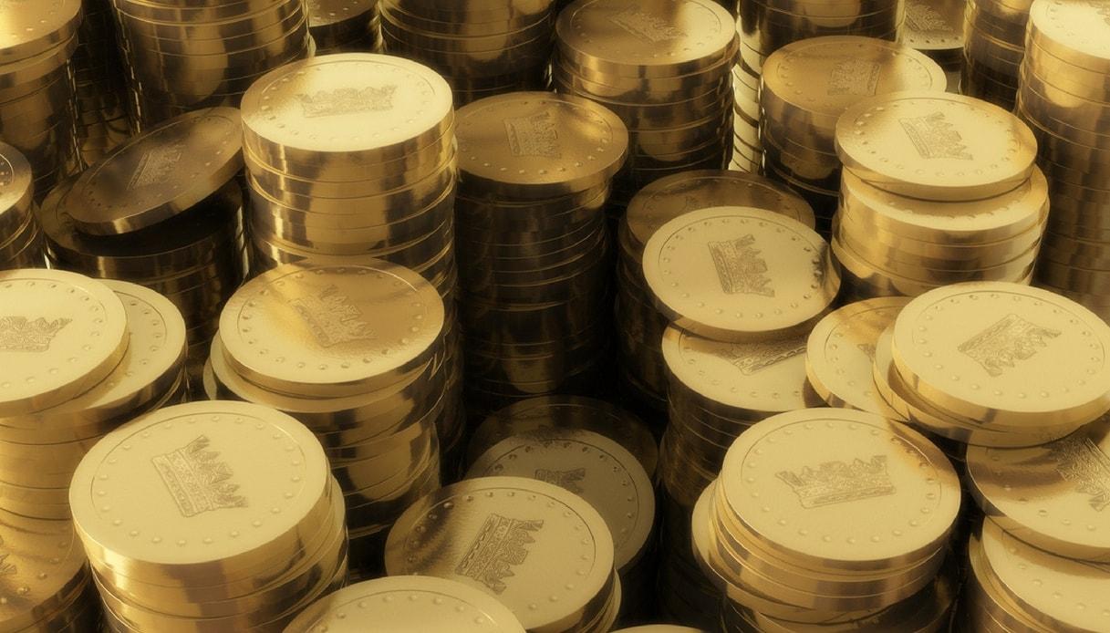 Quanto valgono i gettoni d'oro dei quiz e come si cambiano?