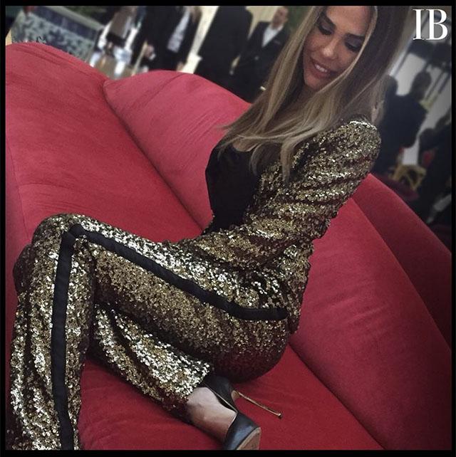 Ilary Blasi, prima poco social, ora non solo i profili ufficiali, ma pure sito in arrivo e spunta il logo: la conduttrice diventa stilista?