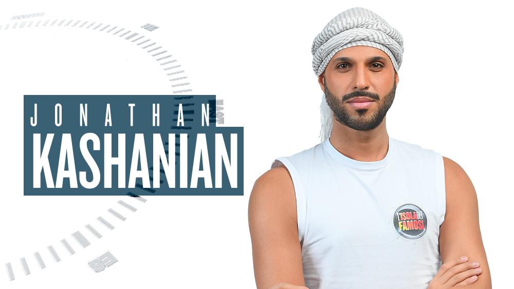Jonathan Kashanian all'Isola dei Famosi: 'Vorrei diventare padre. Non so se sono in diritto di portare avanti un sogno così importante. Molti mi dicono che i figli crescono con un unico ingrediente: amore però io ho molta paura, aiutatemi a capire'