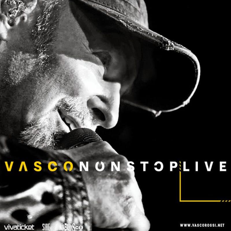 VASCO NON STOP LIVE 2018: nuova disponibilità di biglietti in vendita