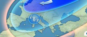 Tendenza meteo Italia. Prime proiezioni fino al weekend del 2 giugno