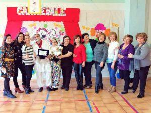 Brusciano: Grande successo per il Carnevale alla scuola d'infanzia Dante Alighieri presente Pulcinella (Angelo Iannelli)