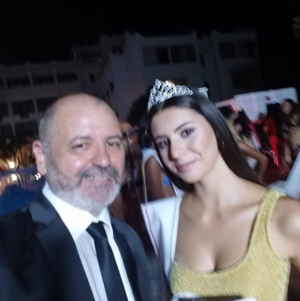 Miss Blumare Campania 2020, Alessia Menale vince la prima tappa a Mondragone