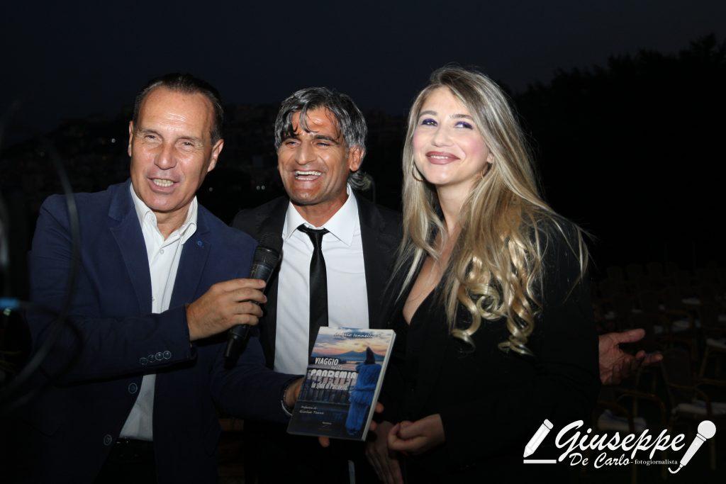 A Villa Domi è andato di scena un grande evento stellare con il protagonista della pandemia: Angelo Iannelli