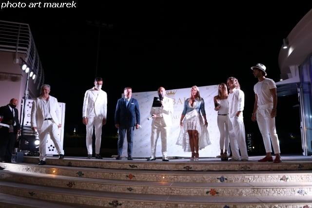 """Il """"total white"""" firmato Lobefalo trionfa al Dubai Village"""