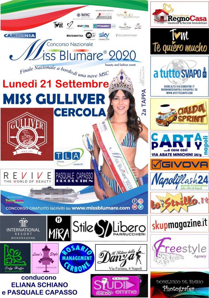 Miss Blumare Campania, seconda tappa per il concorso di bellezza